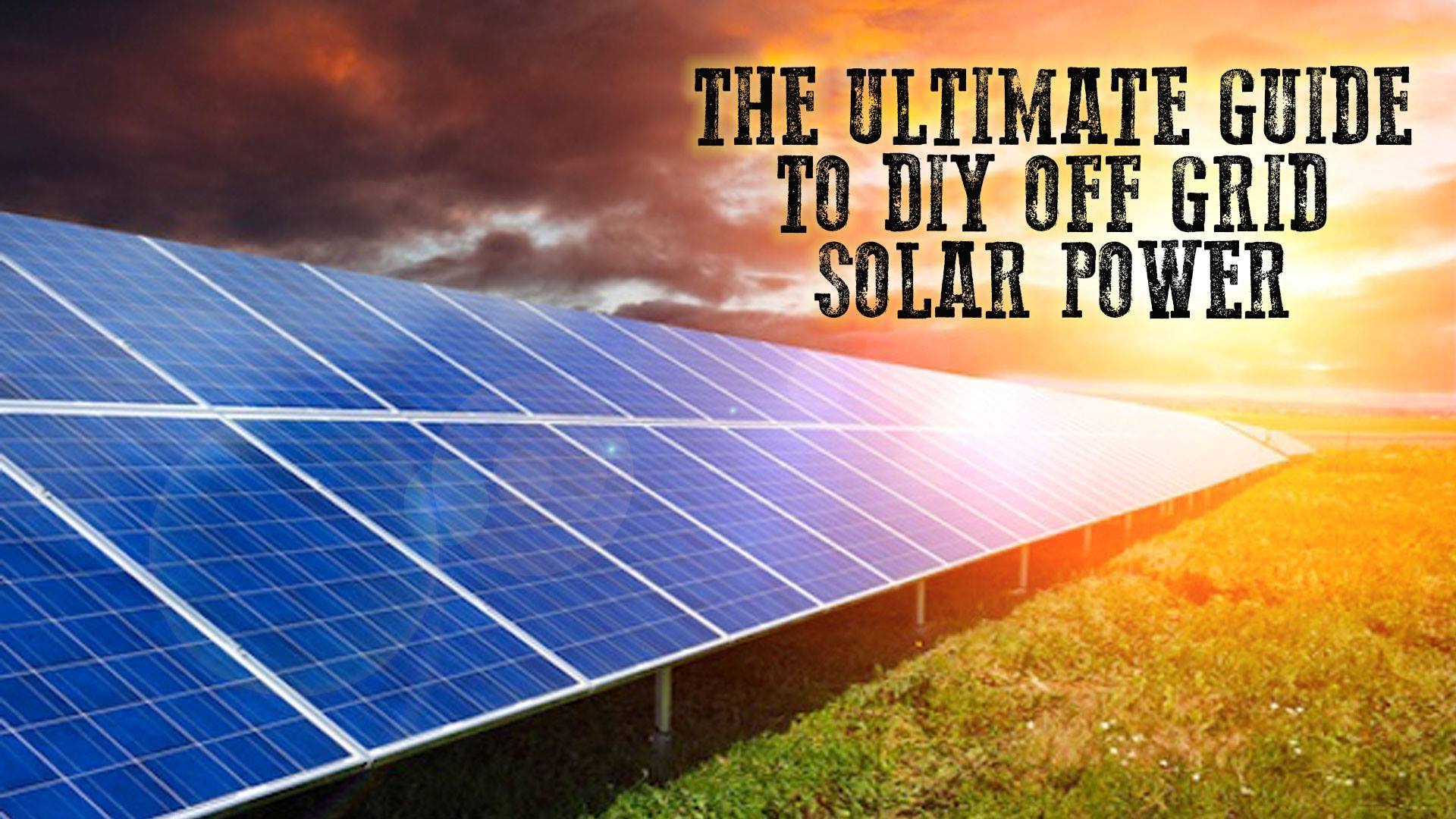 ultimate solar power installler