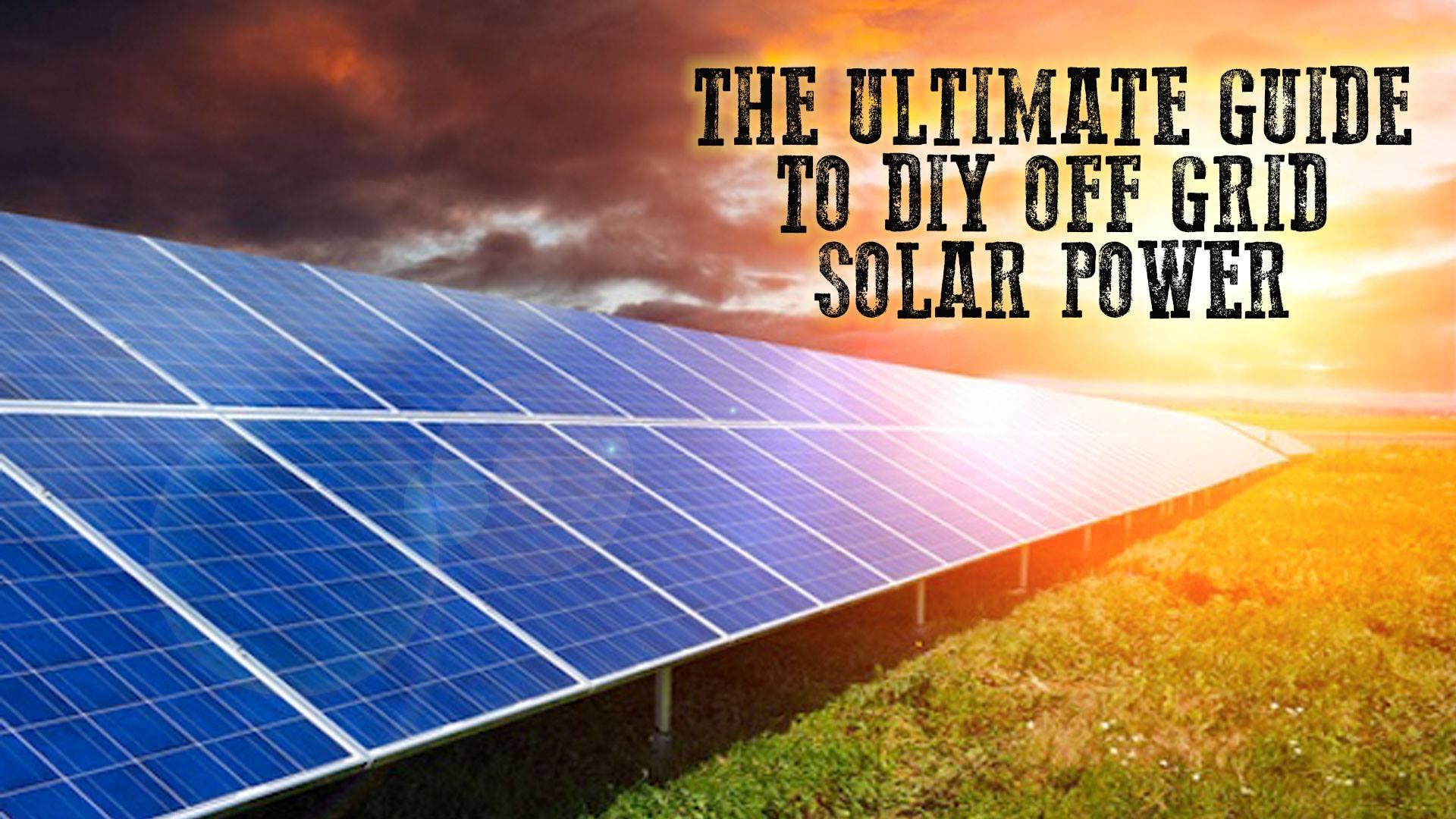ultimate solar power installler