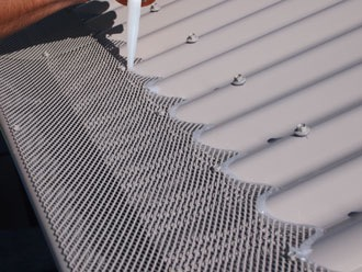 protecting your gutters from clogging and fire risk